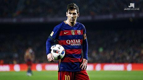 Messi bi loi keo boi 'dai gia' giau mat - Anh 1