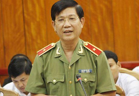 Thieu tuong Nguyen Van Son duoc bo nhiem Thu truong Bo Cong an - Anh 1
