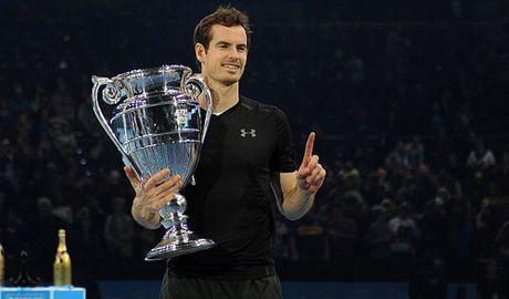 """Andy Murray: """"Ong hoang"""" banh ni khong ban cai - Anh 1"""