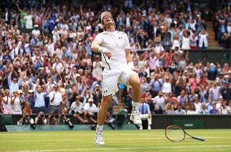"""Andy Murray: """"Ong hoang"""" banh ni khong ban cai - Anh 3"""