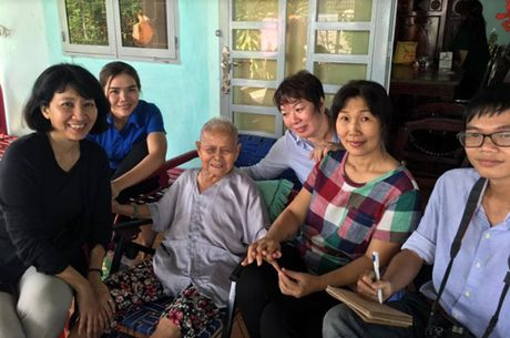 """""""Lau khong thay cac con den tham la me nho"""" - Anh 1"""