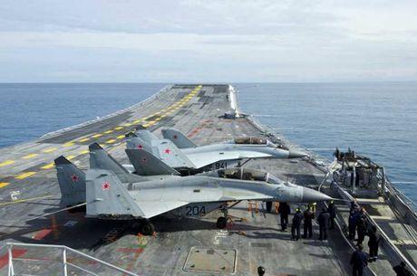 Tiem kich MiG-29K: Vu khi 'at chu bai' cua Nga luon gap rac roi - Anh 2