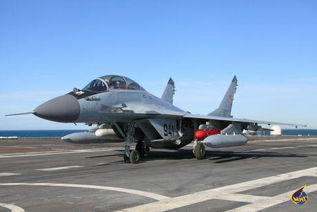 Tiem kich MiG-29K: Vu khi 'at chu bai' cua Nga luon gap rac roi - Anh 3