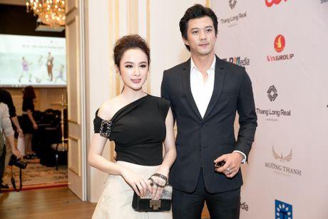 Bang Kieu, Angela Phuong Trinh hoi ngo trong buoi ra mat phim - Anh 11