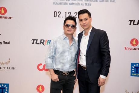 Bang Kieu, Angela Phuong Trinh hoi ngo trong buoi ra mat phim - Anh 8