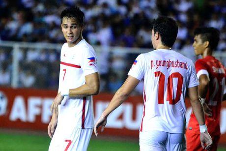 Chu nha Philippines thoat thua truoc Indonesia - Anh 1