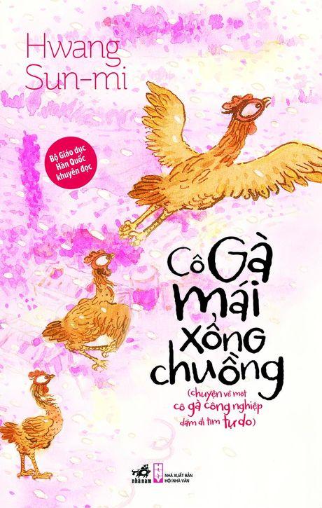 Tac gia 'Co ga mai xong chuong' den Viet Nam - Anh 2