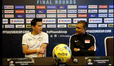 Luot 2 bang A AFF Cup: Thai Lan - Singapore - Cuoc dung do cua nhung nha vo dich - Anh 3