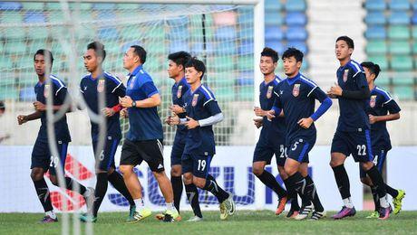 Luot 2 bang A AFF Cup: Thai Lan - Singapore - Cuoc dung do cua nhung nha vo dich - Anh 4