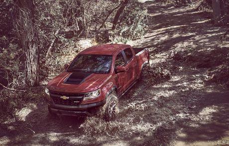 Chevrolet Colorado ZR2 – Ban tai danh rieng de off-road - Anh 2