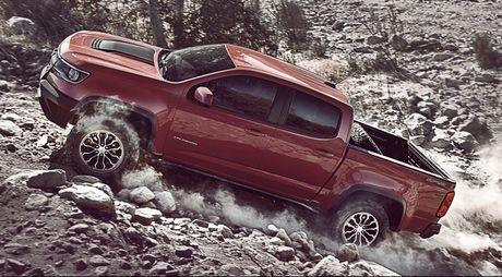 Chevrolet Colorado ZR2 – Ban tai danh rieng de off-road - Anh 3
