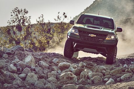 Chevrolet Colorado ZR2 – Ban tai danh rieng de off-road - Anh 4