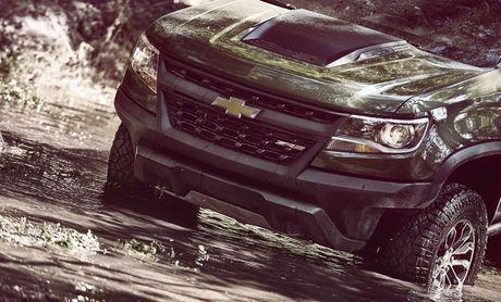 Chevrolet Colorado ZR2 – Ban tai danh rieng de off-road - Anh 5