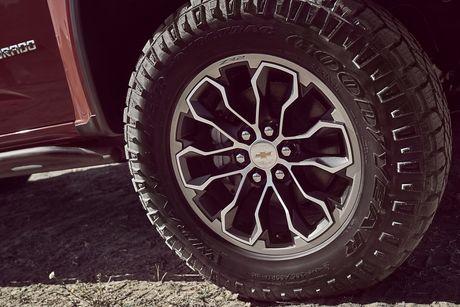 Chevrolet Colorado ZR2 – Ban tai danh rieng de off-road - Anh 7