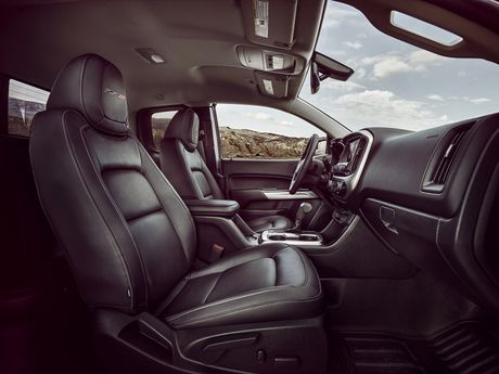 Chevrolet Colorado ZR2 – Ban tai danh rieng de off-road - Anh 8