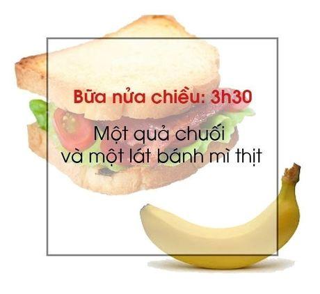 Thuc don mau cho nguoi muon giam can - Anh 4