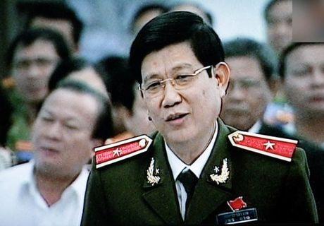 Bo nhiem thieu tuong Nguyen Van Son lam thu truong Bo Cong an - Anh 1