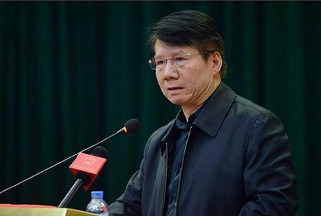 Bo nhiem thieu tuong Nguyen Van Son lam thu truong Bo Cong an - Anh 2