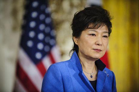 Gia tang bat loi cho Tong thong Han Quoc Park Geun-hye - Anh 1