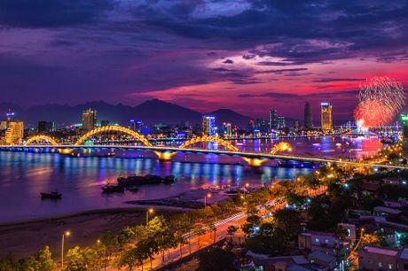 Nam 2016, Da Nang don 5,51 trieu luot khach - Anh 1