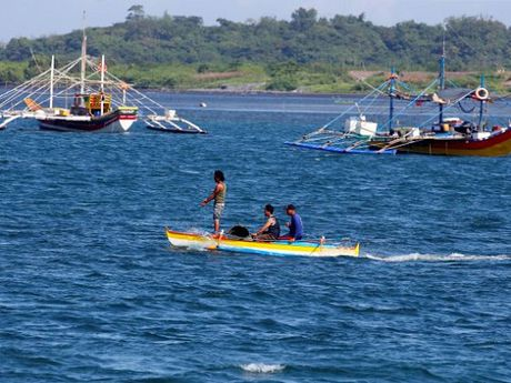 Philippines tu lap khu vuc bao ton o Scarborough - Anh 1