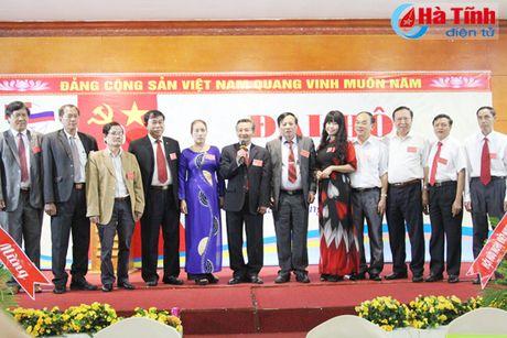Dai hoi Hoi Huu nghi Viet – Nga tinh Ha Tinh lan thu IV - Anh 4