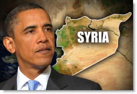 Barack Obama: Phe doi lap o Syria kho cam cu - Anh 1