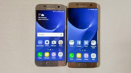 Galaxy S7 phat no khong phai do pin - Anh 1