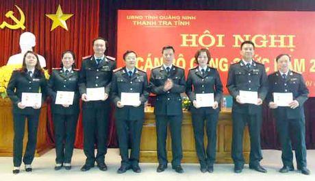 Thanh tra Quang Ninh: Chuyen minh trong thoi ky doi moi - Anh 1
