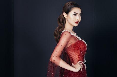 'Nu hoang sac dep' Ngoc Duyen vui mung chuan bi sang Paris xem show Victoria's Secret - Anh 6
