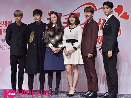 7 trai dep cung tham gia dong chung 1 bo phim cua Han Quoc. - Anh 1