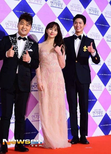 Park Bo Gum dam nhan vi tri quan trong tai Le trao giai phim truyen hinh cua dai KBS - Anh 3