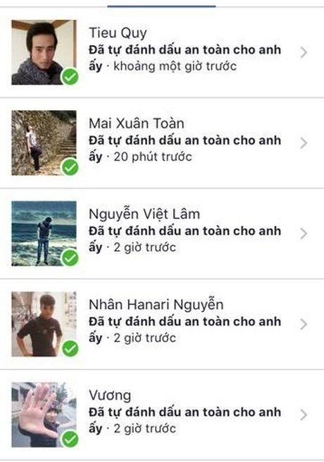 Nhieu nguoi Viet o Nhat Ban len Facebook danh dau minh an toan trong dong dat - Anh 2