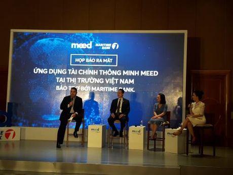 Ra mat ung dung thong minh MEED tai Viet Nam - Anh 1
