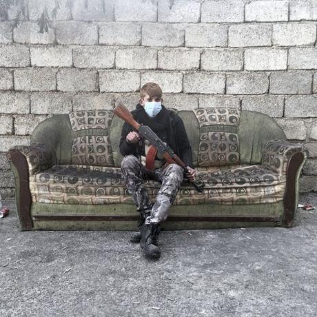 Nhung sac ao chien binh trong luc luong giai phong Mosul - Anh 12