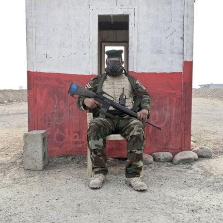 Nhung sac ao chien binh trong luc luong giai phong Mosul - Anh 4