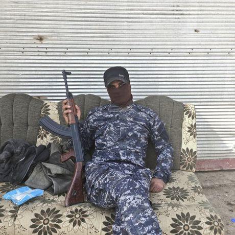 Nhung sac ao chien binh trong luc luong giai phong Mosul - Anh 6
