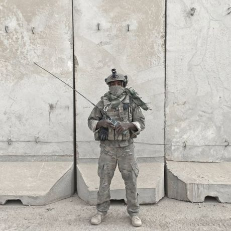 Nhung sac ao chien binh trong luc luong giai phong Mosul - Anh 8