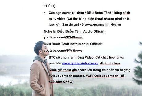 Quang Vinh gay bat ngo khi he lo se thuc hien MV song ca cung fan - Anh 3