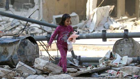 Syria noi gi ve de xuat thanh lap chinh quyen tu tri o Aleppo? - Anh 1