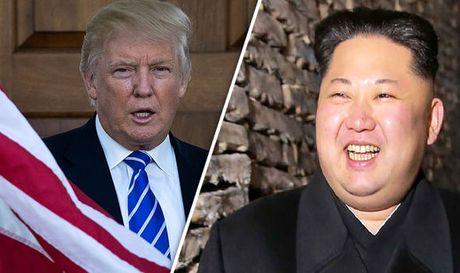 Kim Jong-un ra tuyen bo dau tien sau chien thang cua Donald Trump - Anh 1