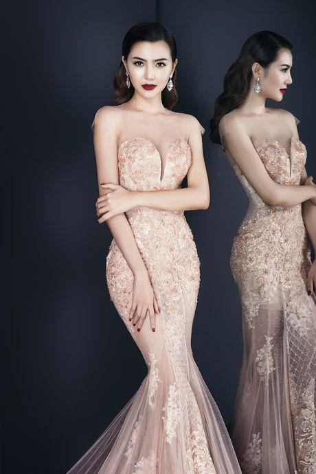 Ngoc Duyen sang Phap du Victoria's Secret fashion show 2016 - Anh 2