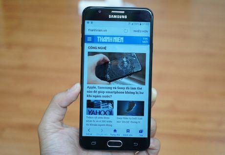 FPT Shop trien khai chuong trinh doi smartphone Samsung - Anh 1