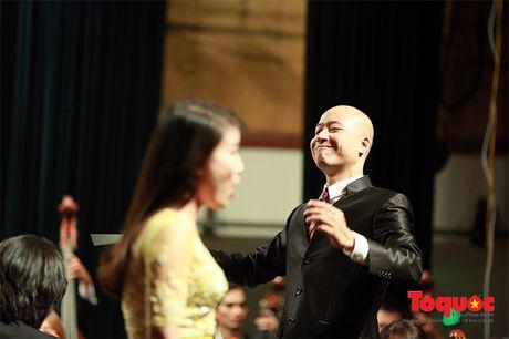 Bo truong Nguyen Ngoc Thien duyet chuong trinh Da khuc tinh yeu - Anh 5
