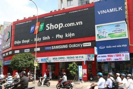 Linh vuc ban le san pham cong nghe so cua FPT tiep tuc tang truong manh - Anh 1