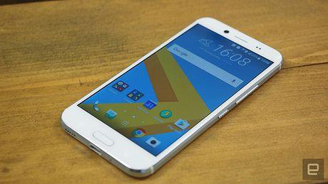 Smartphone HTC 10 Evo chinh thuc trinh lang - Anh 1