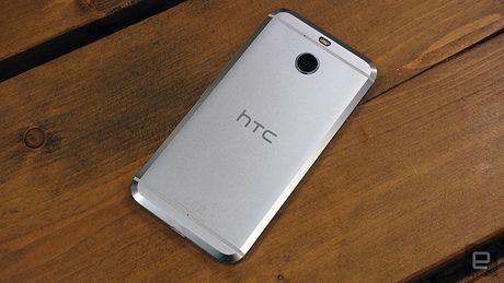 Smartphone HTC 10 Evo chinh thuc trinh lang - Anh 3
