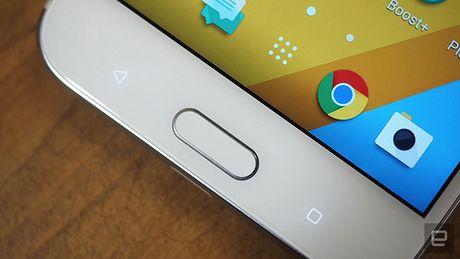 Smartphone HTC 10 Evo chinh thuc trinh lang - Anh 8