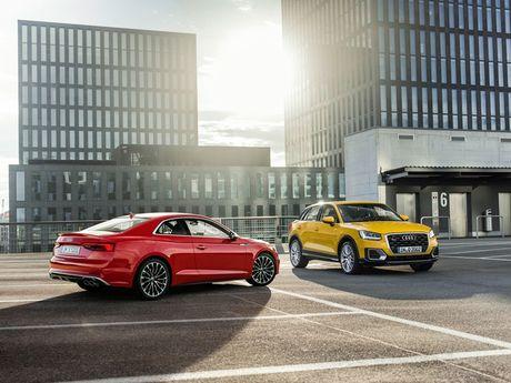 Audi Q2 va Audi A5 Coupe gianh giai thuong lon - Anh 1