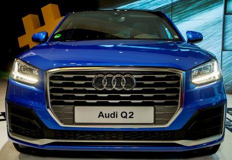 Audi Q2 va Audi A5 Coupe gianh giai thuong lon - Anh 2